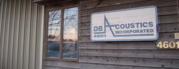 Marion, Iowa is home to DB Acoustics